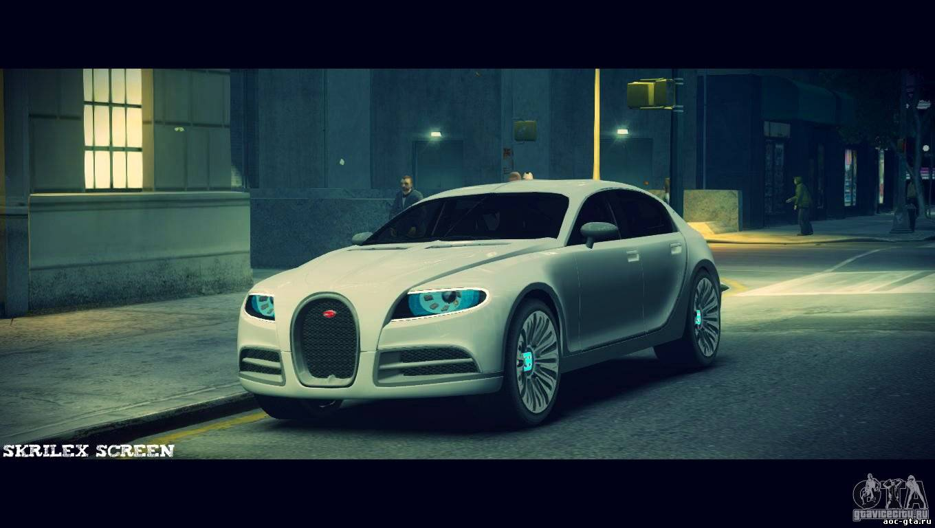 Bugatti Galibier 16C (Bug fix)