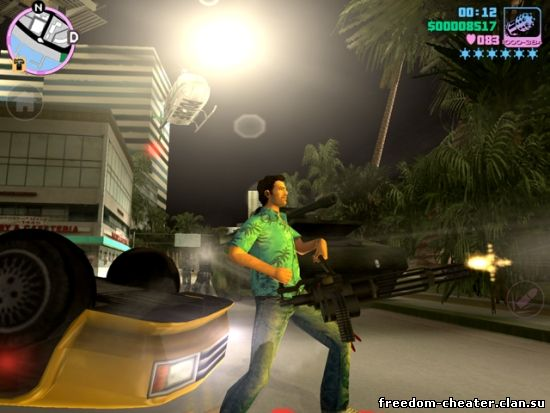 скрин GTA Vice City для Android и iOS